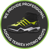 we use terrex boots
