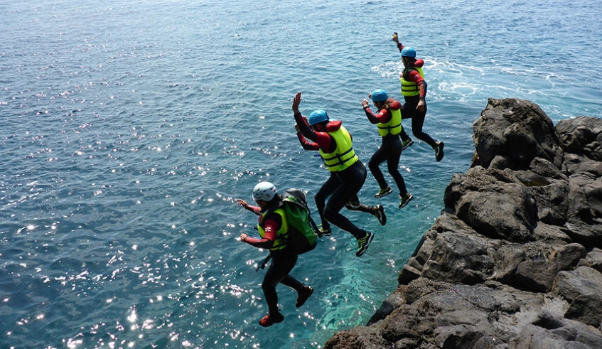Coasteering Course - Madeira