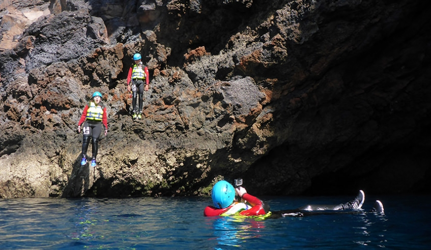 Coasteering Course