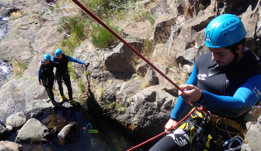 Beginners Canyoning Tour By Harmony In Nature