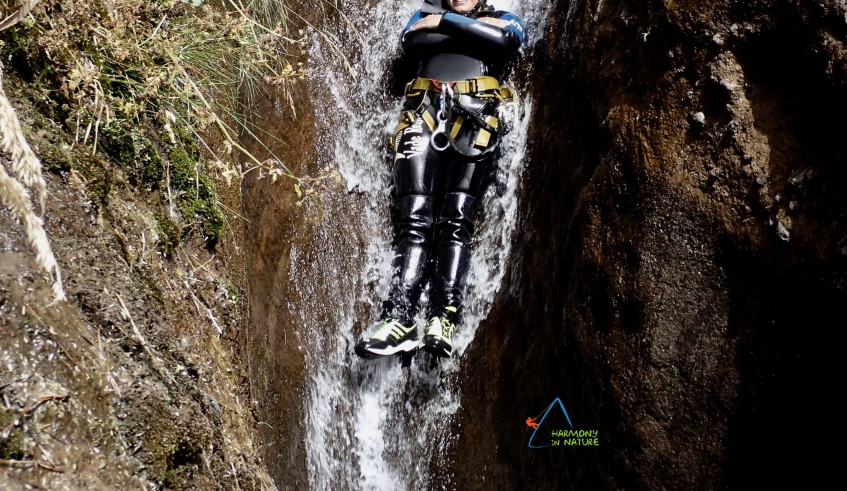 Canyoning Beginners Tour Madeira Island By Harmony In Nature
