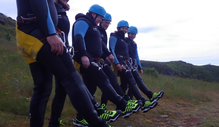 Canyoning Boots By Harmony In Nature