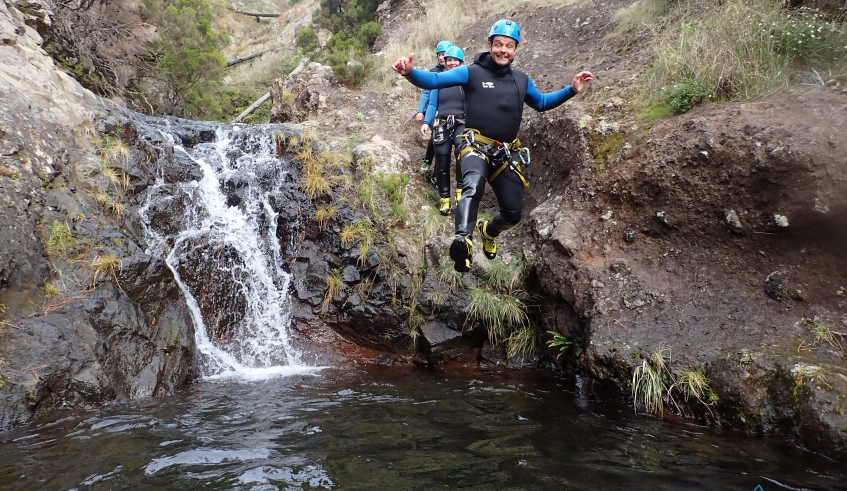 Canyoning Tours Madeira Island By Harmony In Nature   Cpia