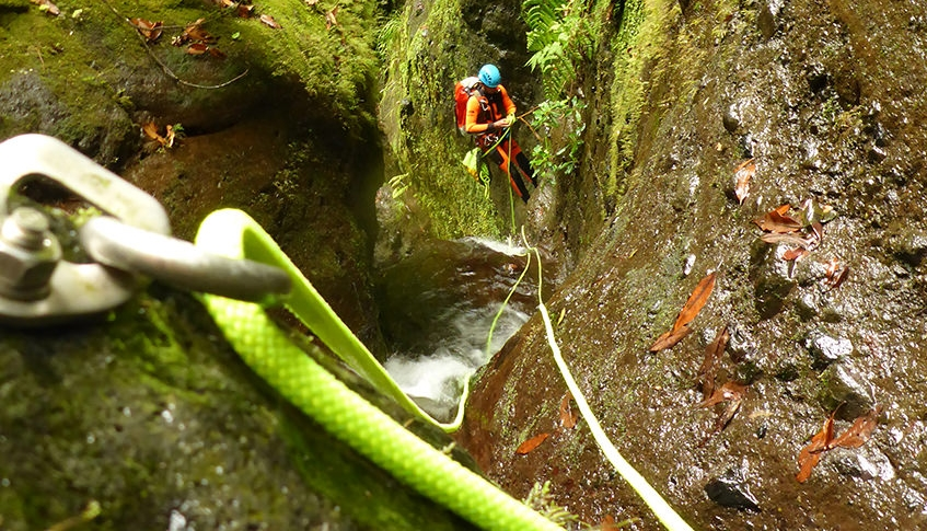 Image of Canyoning in Madeira