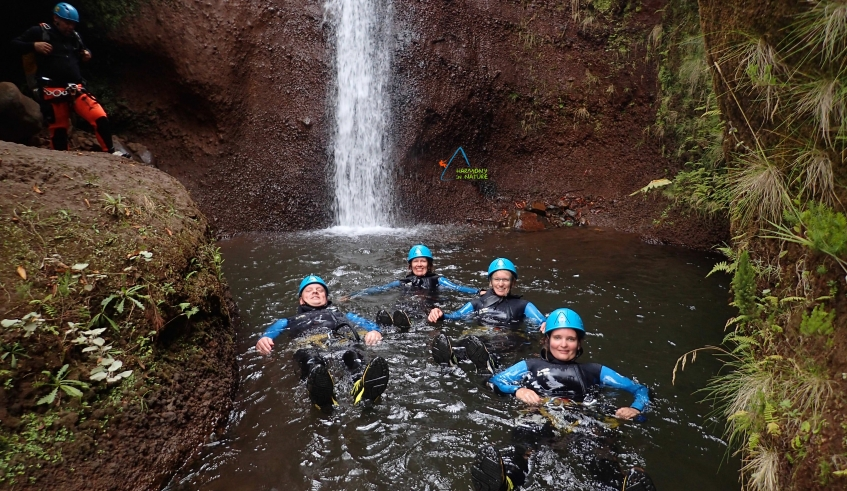 Canyoning Beginners Tour Madeira Island By Harmony In Nature   Cpia