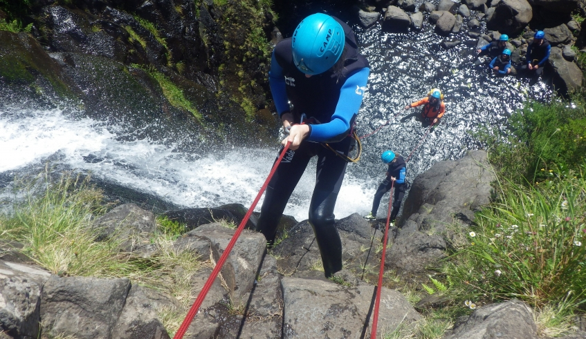 Canyoning Tours Madeira Island By Harmony In Nature