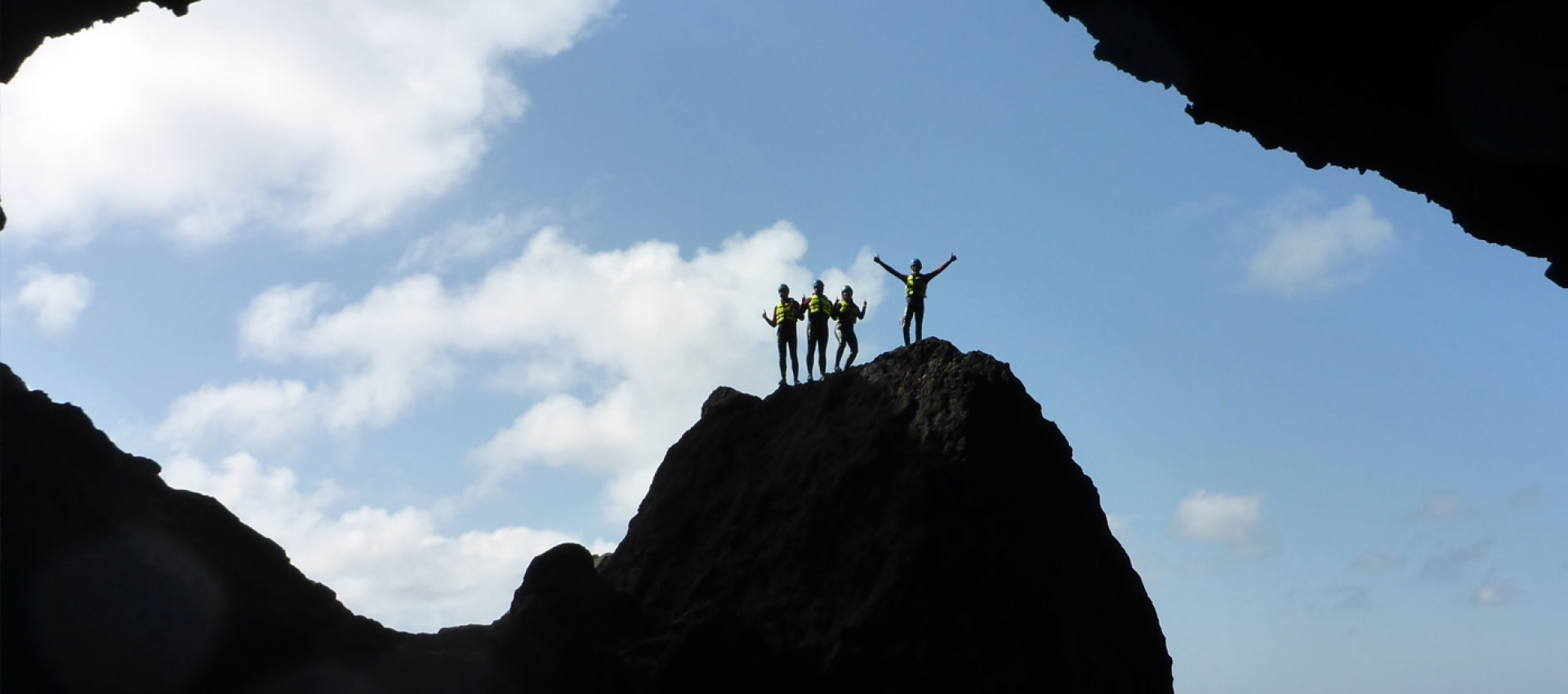 Coasteering on Madeira Island